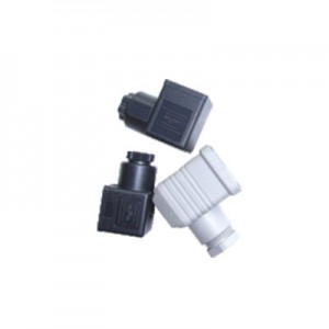 Line sockets for pressure switches