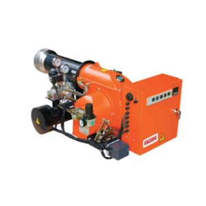 Dual Fuel Burner Heavy Oil / Qaz Heavy Oil & Gas Dual yanacaq Burner M180 / 250/350/600/450/550/850/1000 GH S / M / Sliding modulating
